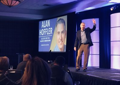 Alan Hoffler Keynote Speaker at Key5 Conference